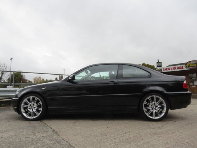 USED 2005 55 BMW 3 SERIES 2.0 320CD SE 2d 148 BHP