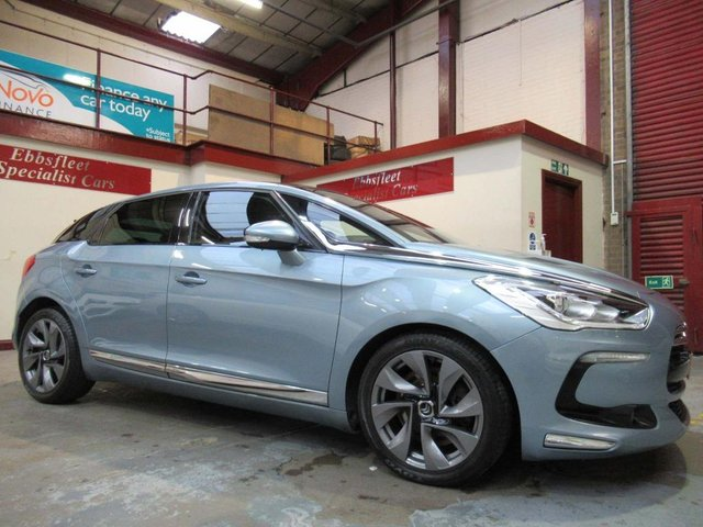 USED 2012 12 CITROEN DS5 2.0 HDi DStyle 5dr ***86000 MILES F/S/H***