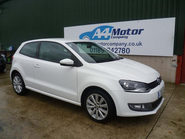 2010 60 VOLKSWAGEN POLO 1.4 SEL 3dr