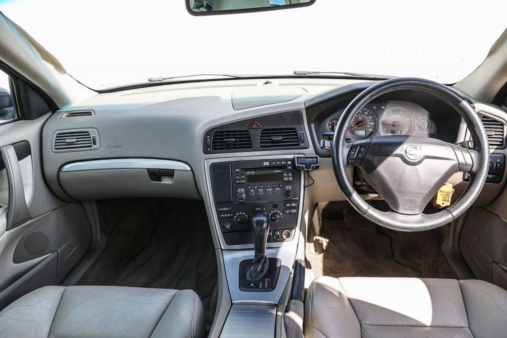 USED 2006 06 VOLVO S60 2.4 SE D 4d 163 BHP