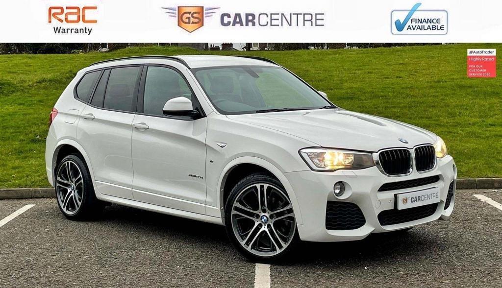 USED 2015 15 BMW X3 2.0 20d M Sport Auto xDrive 5dr 20' Alloys|Pro Nav|£2075 xtras