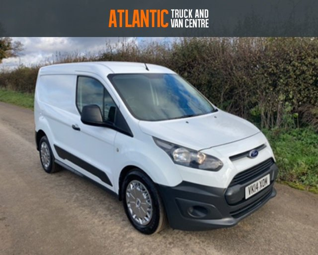 2014 14 FORD TRANSIT CONNECT 200 P/V