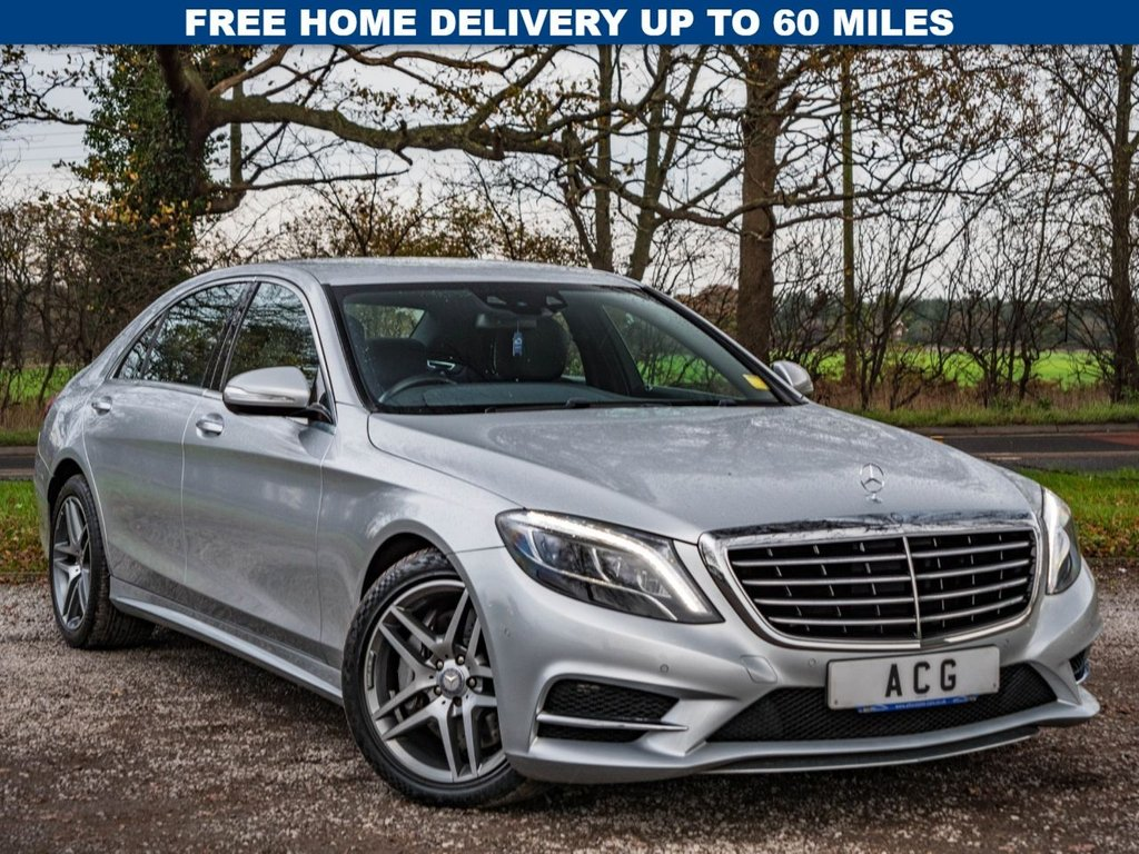 View our MERCEDES-BENZ S-CLASS