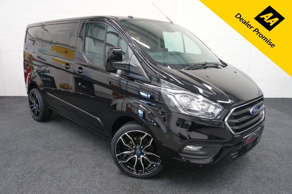 USED 2018 18 FORD TRANSIT CUSTOM 2.0 320 LIMITED DCIV L1 H1 129 BHP