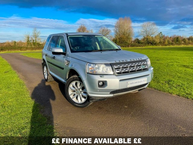 2011 11 LAND ROVER FREELANDER 2 2.2 SD4 HSE 5d 190 BHP (FREE 2 YEAR WARRANTY)