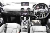 USED 2017 67 AUDI A3 1.6 TDI SPORT 4d 114 BHP
