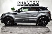 USED 2016 66 LAND ROVER RANGE ROVER EVOQUE 2.0 TD4 HSE DYNAMIC 5d 177 BHP