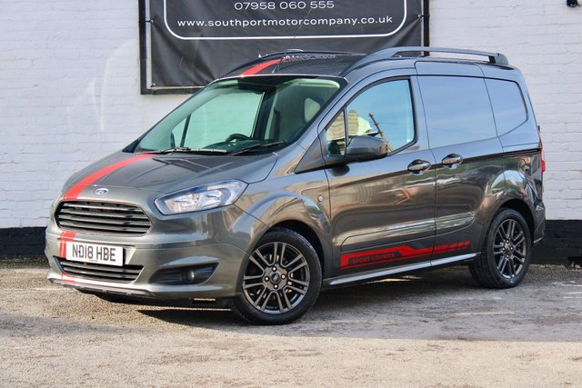 2018 18 FORD TRANSIT COURIER 1.5 SPORT TDCI 94 BHP