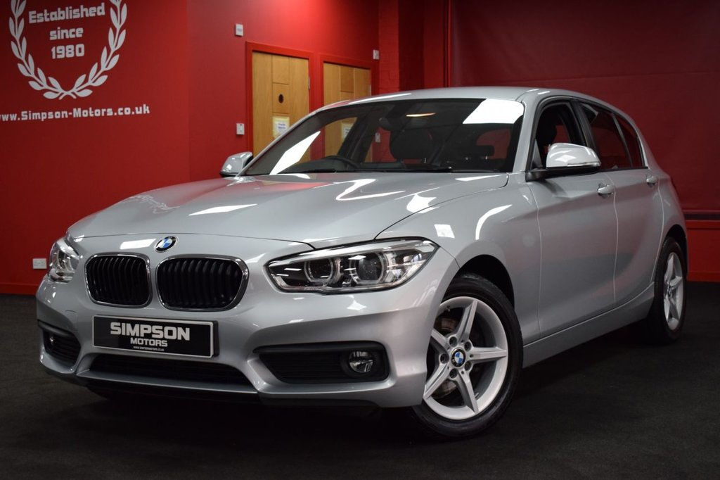 USED 2017 67 BMW 1 SERIES 1.5 116D SE BUSINESS 5d 114 BHP
