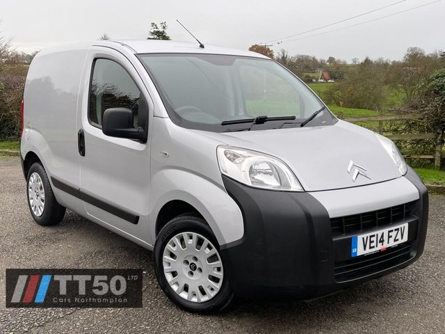 2014 14 CITROEN NEMO 1.2 660 ENTERPRISE HDI 74 BHP