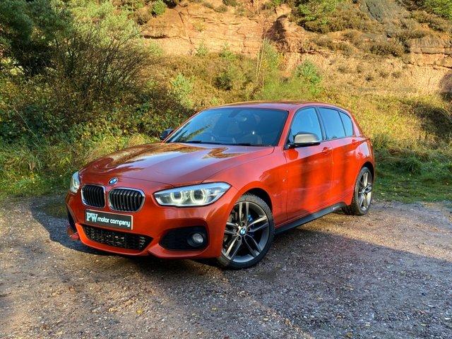 USED 2016 16 BMW 1 SERIES 2.0 118D M SPORT 5d 147 BHP SAT NAV