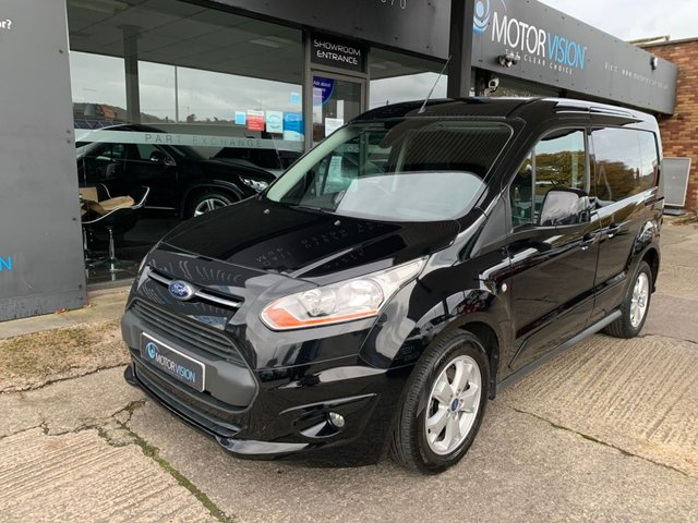 2015 15 FORD TRANSIT CONNECT 1.6 200 LIMITED P/V 114 BHP