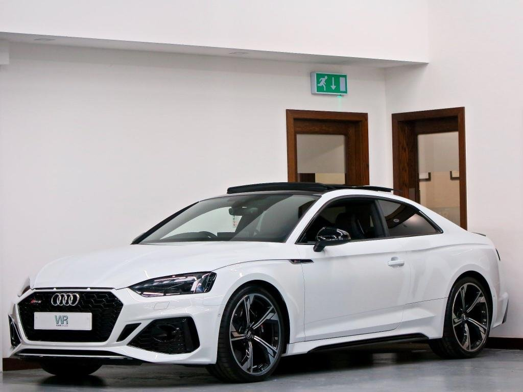 USED 2020 70 AUDI RS5 2.9 TFSI V6 Tiptronic quattro (s/s) 2dr PAN ROOF + S/EXHAUST +PHYSICAL