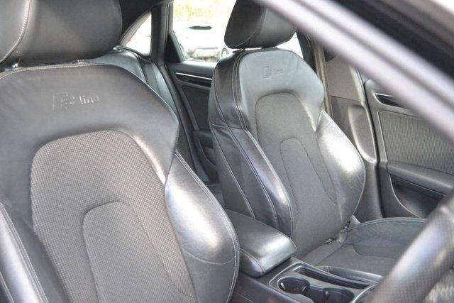 USED 2012 12 AUDI A4 2.0 TDI BLACK EDITION 4d 143 BHP 1 FORMER KEEPER ~ CLIMATE CONTROL ~ 6 MONTHS WARRANTY ~ 2 KEYS- BANG & OLUFSEN