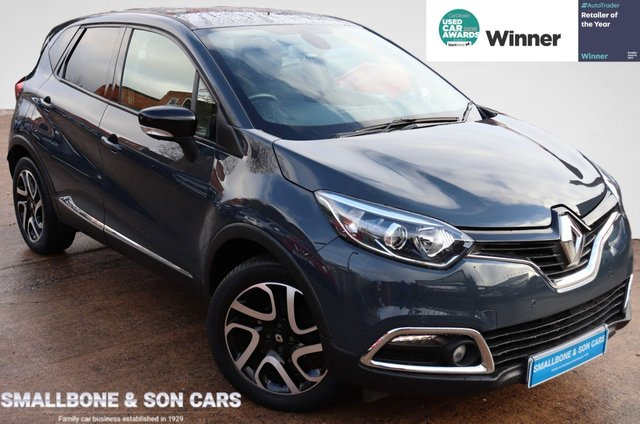 USED 2016 66 RENAULT CAPTUR 0.9 DYNAMIQUE S NAV TCE 5d 90 BHP * BUY ONLINE * FREE NATIONWIDE DELIVERY *