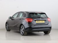 USED 2016 66 MERCEDES-BENZ A-CLASS 1.5 A 180 D SE 5d 107 BHP 1 OWNER | LEATHER | REV CAM |