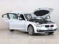 USED 2016 65 BMW 3 SERIES 2.0 320D XDRIVE LUXURY 4d 188 BHP 1 OWNER | SAT NAV | LEATHER |