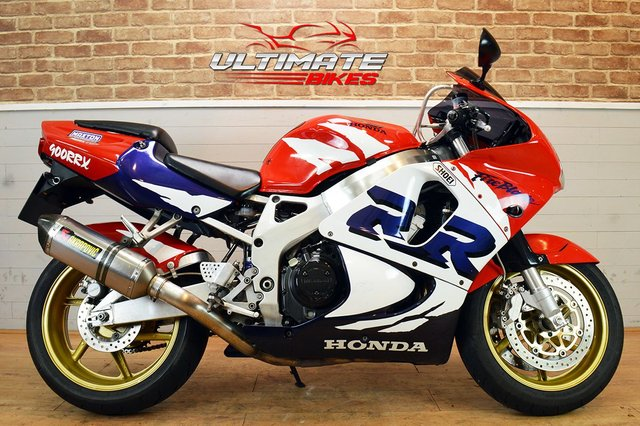 USED 1999 HONDA CBR 900 RR-X