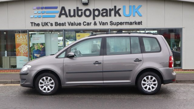 USED 2009 09 VOLKSWAGEN TOURAN 1.9 S TDI 5d 103 BHP . LOW DEPOSIT OR NO DEPOSIT FINANCE AVAILABLE . COMES USABILITY INSPECTED WITH 30 DAYS USABILITY WARRANTY + LOW COST 12 MONTHS ESSENTIALS WARRANTY AVAILABLE FROM ONLY £199 (VANS AND 4X4 £299) DETAILS ON REQUEST. ALWAYS DRIVING DOWN PRICES . BUY WITH CONFIDENCE . OVER 1000 GENUINE GREAT REVIEWS OVER ALL PLATFORMS FROM GOOD HONEST CUSTOMERS YOU CAN TRUST .