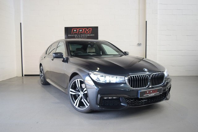 2017 BMW 740 740 D M-Sport