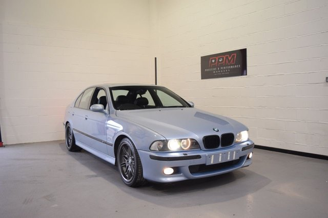 2001 BMW M5 E39 V8