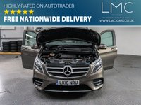 USED 2018 18 MERCEDES-BENZ V-CLASS 2.1 V 250 D AMG LINE XL 5d AUTO 188 BHP FREE NATIONWIDE DELIVERY*