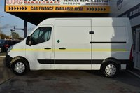 USED 2016 16 RENAULT MASTER 2.3 MM35 BUSINESS DCI S/R P/V 125 BHP AVAILABLE FOR ONLY £250 PER MONTH WITH £0 DEPOSIT