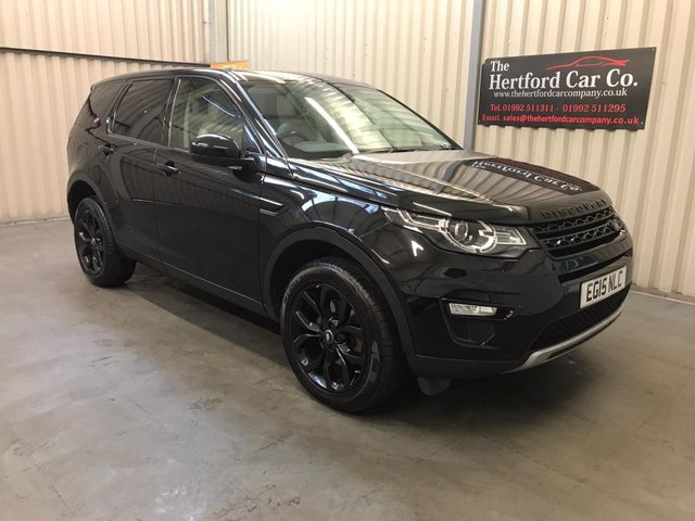 2015 15 LAND ROVER DISCOVERY SPORT 2.2 SD4 HSE 5d 190 BHP