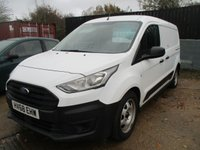 USED 2018 68 FORD TRANSIT CONNECT 1.5 210 L2 LWB BASE TDCI 5d 100 BHP 2018 68 Oct Registered medium size van 1.5 Tdci Turbo Diesel Ford Warranty Applies until Oct 2021
