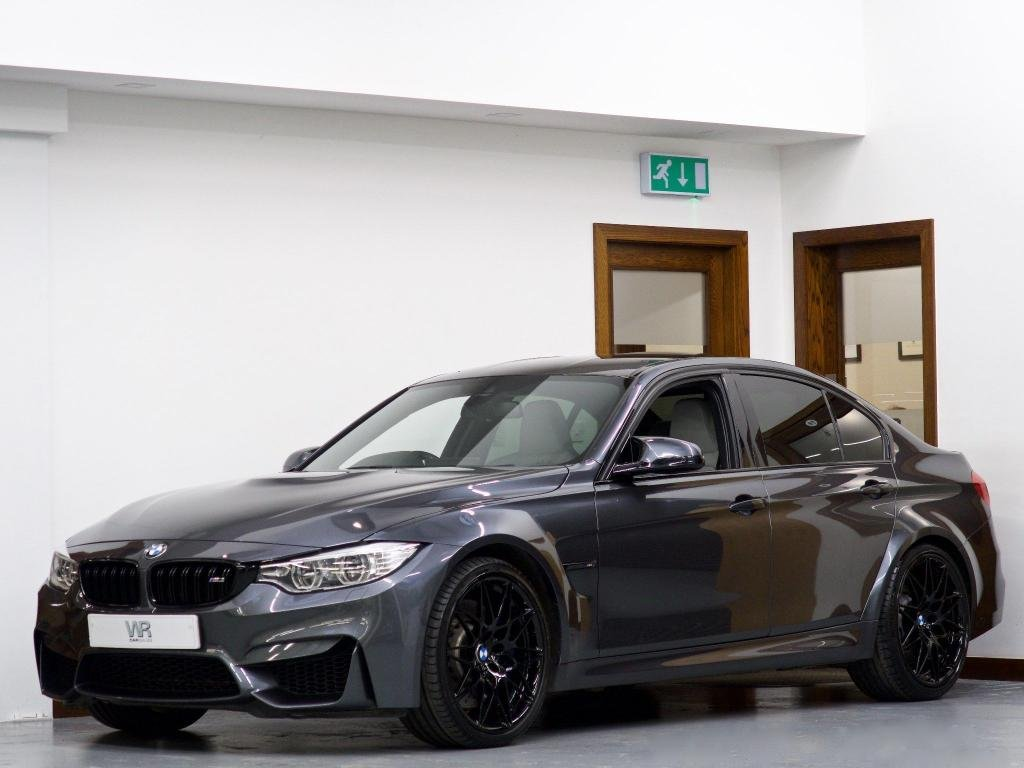 USED 2016 BMW M3 3.0 BiTurbo Competition Pack DCT (s/s) 4dr HUD + R/CAM + H/KARDON +KEYLES