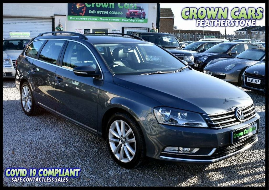 USED 2014 64 VOLKSWAGEN PASSAT 2.0 TDI BlueMotion Tech Executive (s/s) 5dr FREE FINANCE ELIGIBILITY CHECK