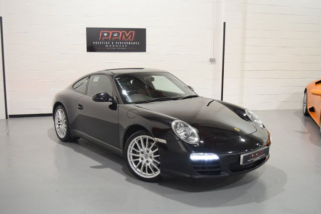 2007 PORSCHE 911 997 Carrera 2