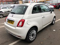 USED 2015 65 FIAT 500 1.2 Lounge 3dr ** OPEN FOR CLICK & COLLECT **