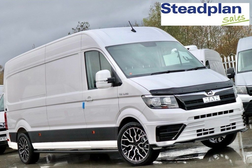 USED 2020 MAN TGE EXTERIOR STYLING PACK AUTOMATIC 140 PS AUTO - AIR CON - BRAND NEW