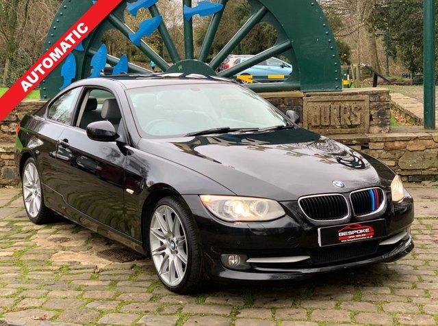 2010 60 BMW 3 SERIES 2.0 320I SE 2d 168 BHP