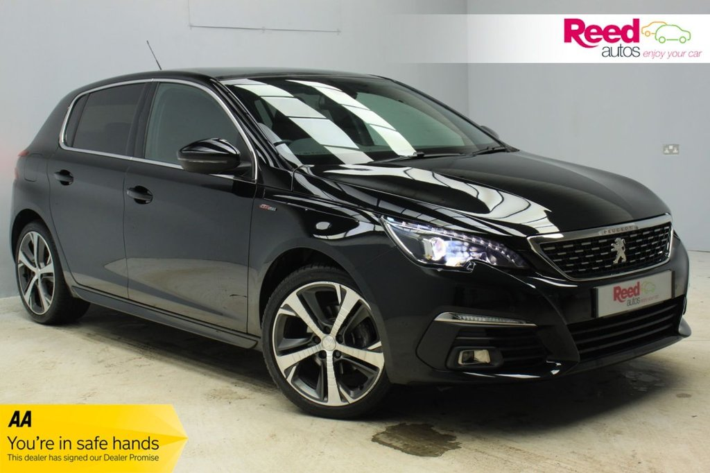 USED 2018 68 PEUGEOT 308 1.2 S/S GT LINE 5d 129 BHP