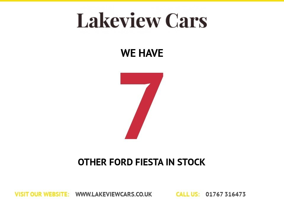 USED 2008 08 FORD FIESTA 1.2 STYLE 16V 3d 78 BHP
