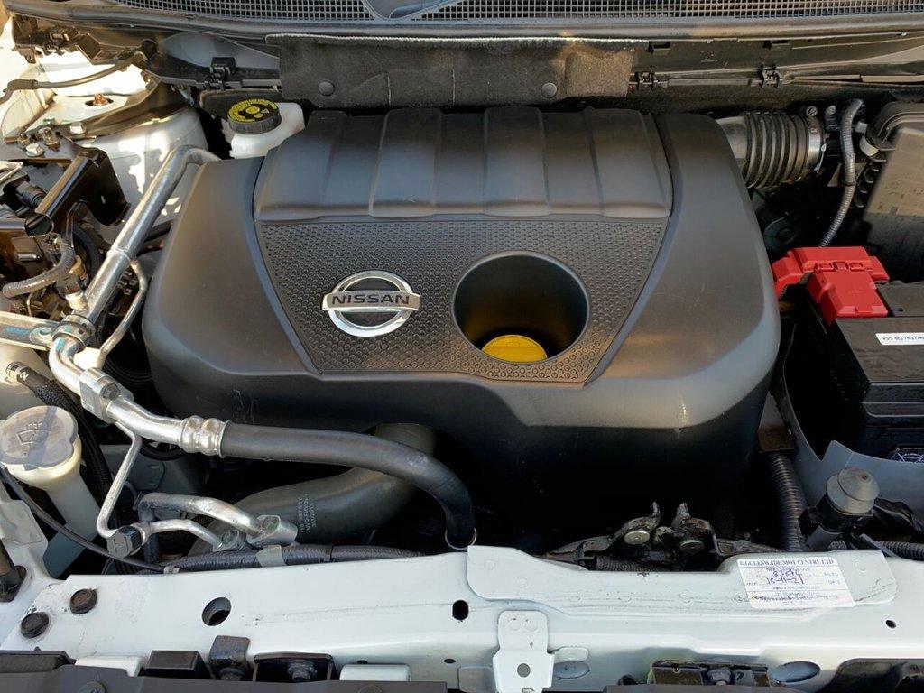 USED 2014 14 NISSAN QASHQAI 1.5 DCI ACENTA PREMIUM 5d 108 BHP