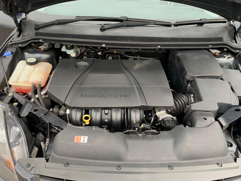USED 2009 59 FORD FOCUS 1.8 ZETEC 5d 125 BHP