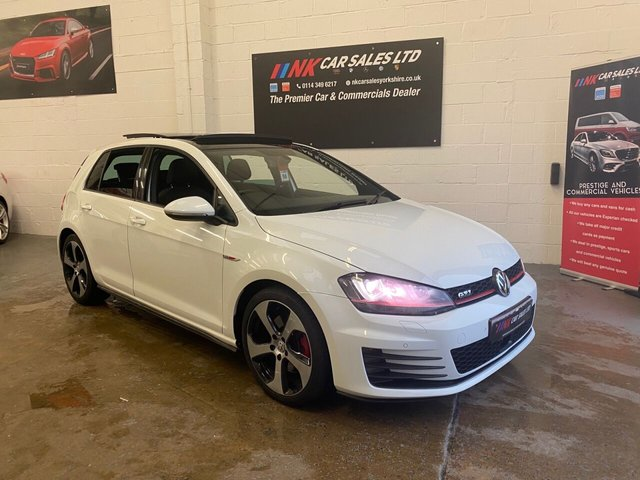 2013 63 VOLKSWAGEN GOLF 2.0 GTI 5d 218 BHP RARE PAN ROOF MODEL SOLD TO A CLIENT IN SHEFFIELD