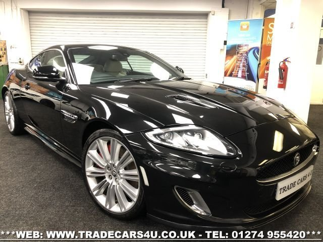 USED 2012 62 JAGUAR XK 5.0 R 2d 503 BHP FREE UK DELIVERY*VIDEO AVAILABLE* FINANCE ARRANGED* PART EX*HPI CLEAR