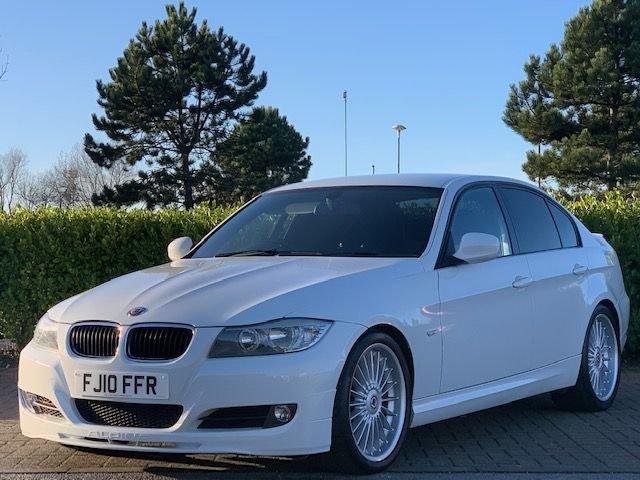 USED 2010 10 BMW ALPINA 2.0 16V 4d 197 BHP