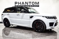 USED 2018 68 LAND ROVER RANGE ROVER SPORT 2.0 AUTOBIOGRAPHY DYNAMIC 5d 399 BHP