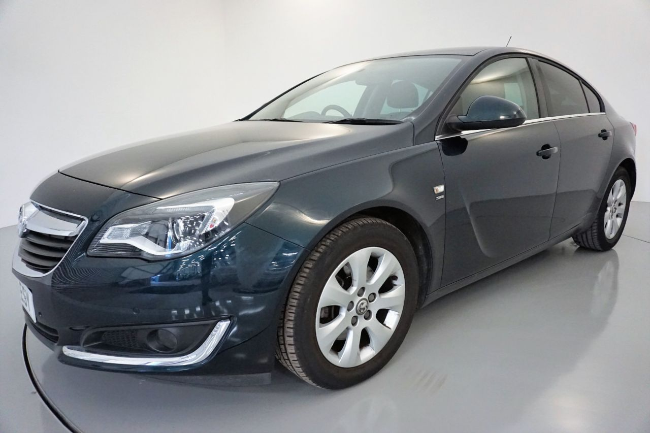 Used VAUXHALL INSIGNIA for sale