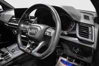 USED 2017 67 AUDI Q5 3.0 SQ5 TFSI QUATTRO 5d 349 BHP