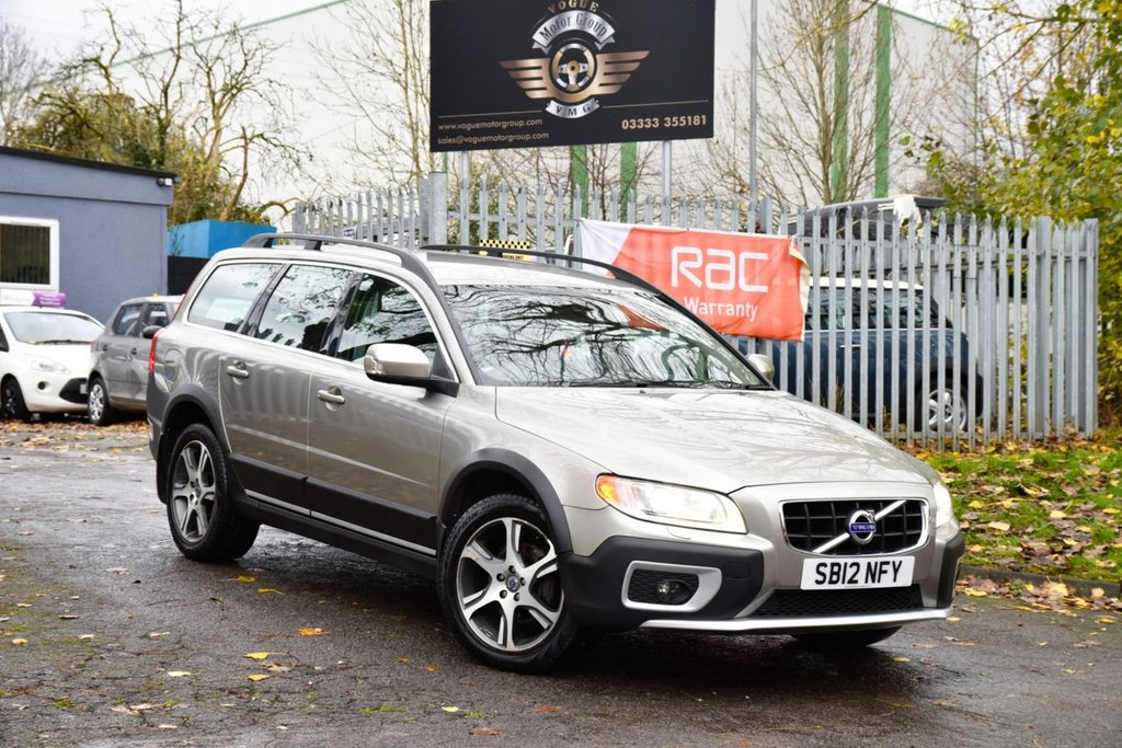 USED 2012 12 VOLVO XC70 2.4 D3 SE LUX AWD 5d 161 BHP