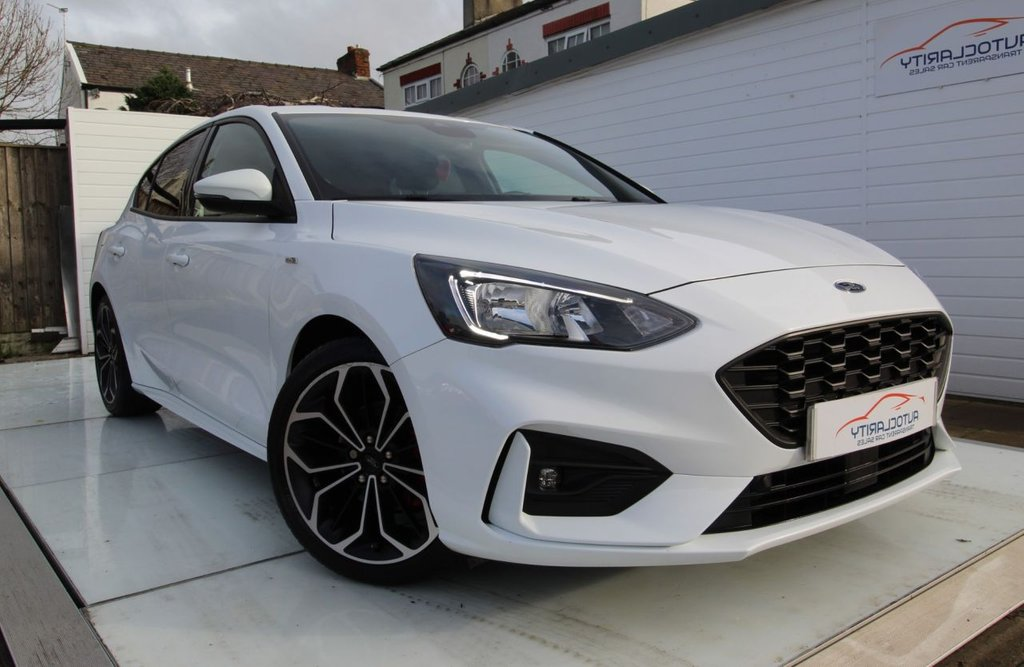 USED 2019 03 FORD FOCUS 1.5 ST-LINE X TDCI 5d 119 BHP Great looking ST Line - 2 Keys