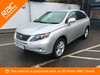 USED 2010 60 LEXUS RX 3.5 450H SE-I 5d 249 BHP ** OPEN FOR CLICK & COLLECT **