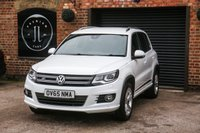 USED 2015 65 VOLKSWAGEN TIGUAN 2.0 R LINE TDI BLUEMOTION TECHNOLOGY 4MOTION 5d 148 BHP