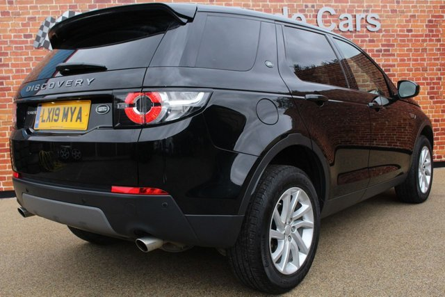 LAND ROVER DISCOVERY SPORT at Derby Trade Cars